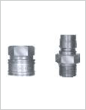 Pneumatic / Straight Though Coupler